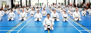 Goju Ryu Karate do Seiwakai group photo